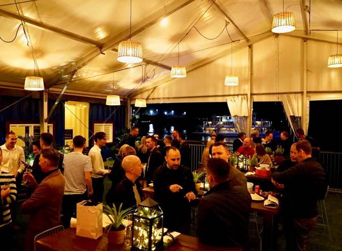 Eat Street Northshore – Unique Venues
