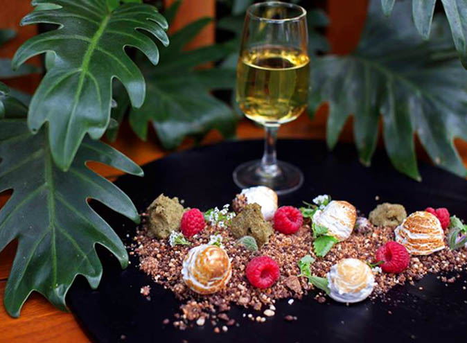the osbourne brisbane fortitude valley riesling festival dessert