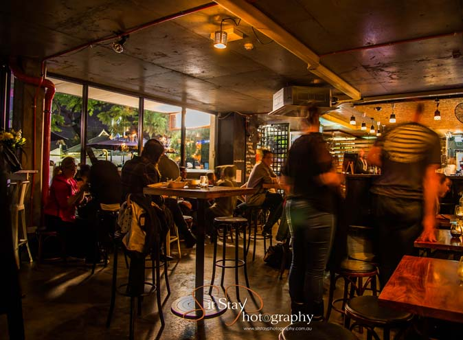 Frisk Small Bar – Northbridge Venues