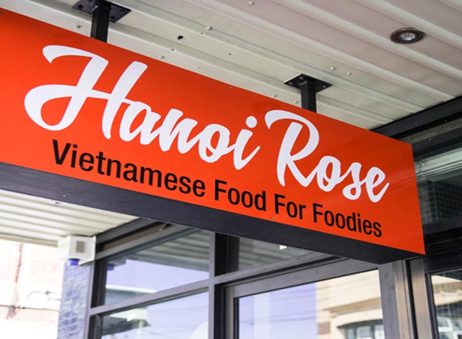 Hanoi Rose – Best Vietnamese Restaurants