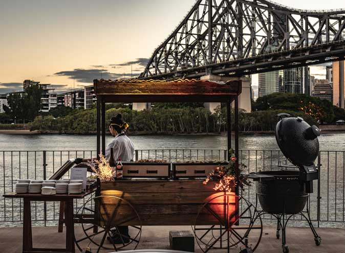 Howard Smith Wharves – Large Venues