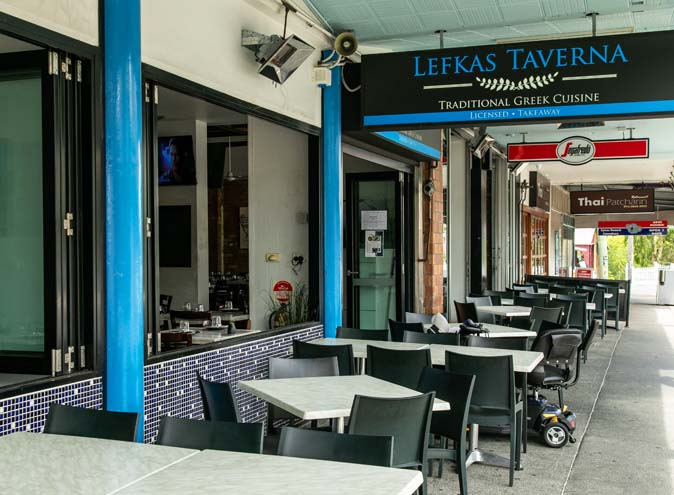 Lefkas Taverna – Greek Restaurants