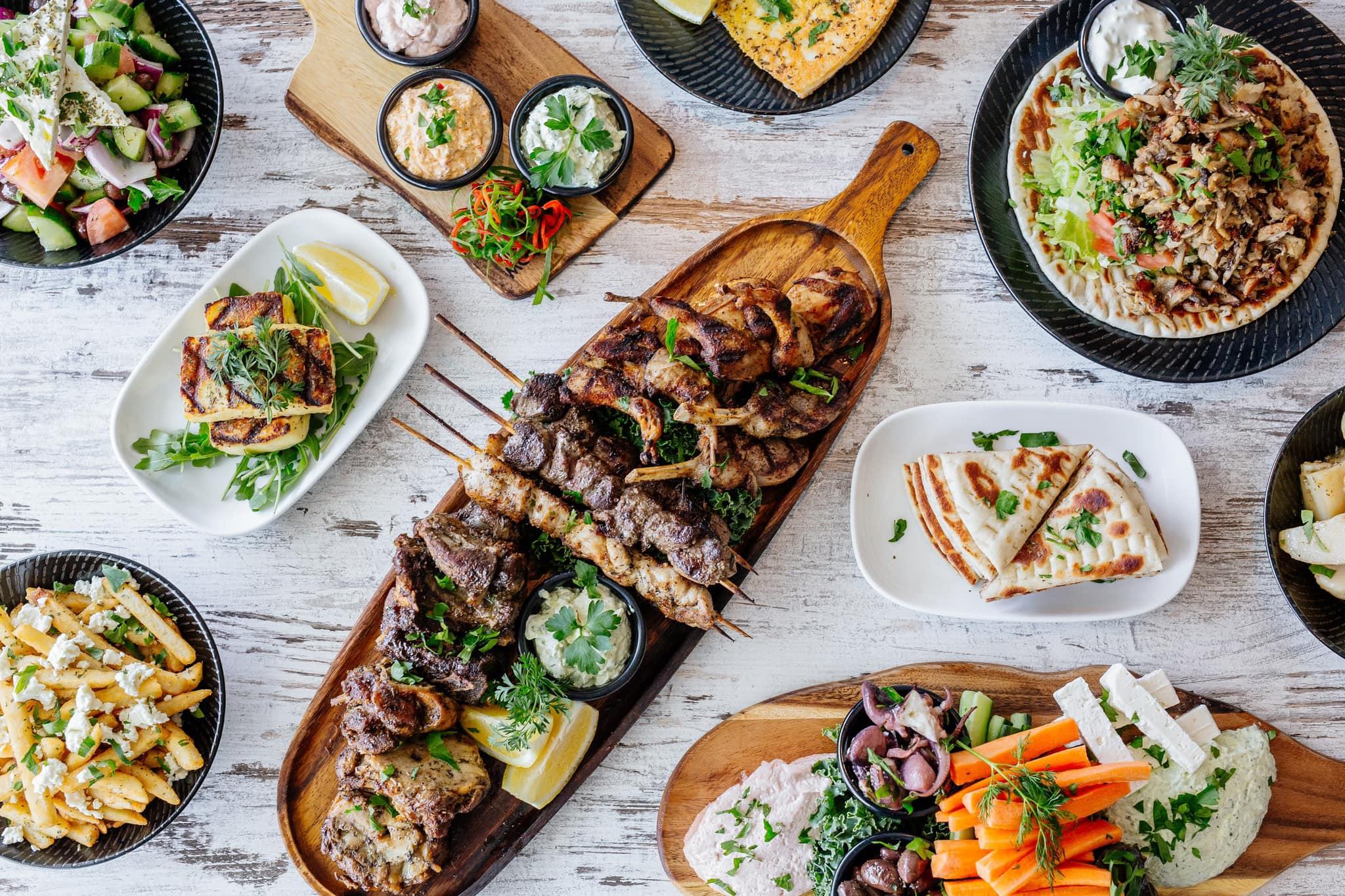 Lefkas Taverna – Greek Restaurants