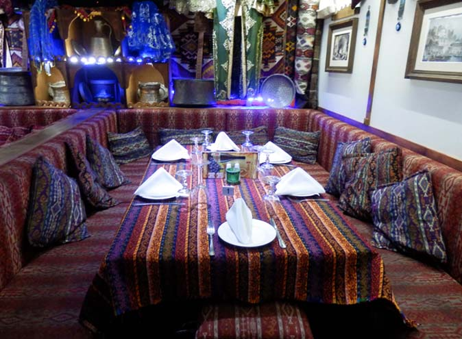 Mado Turkish Restaurant – Venue Hire