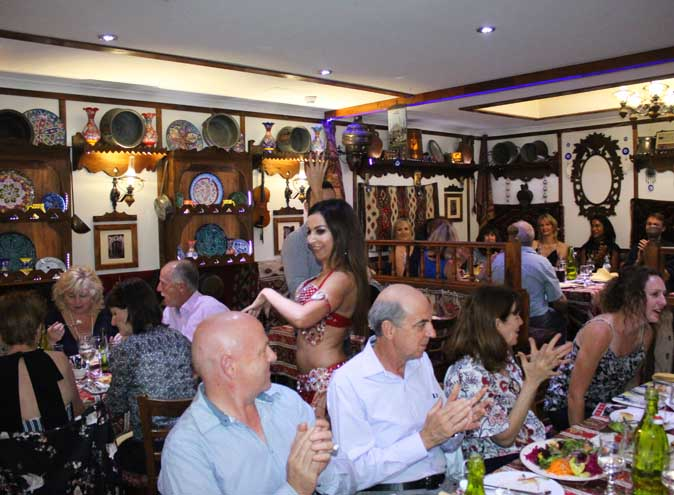 Mado Turkish Restaurant <br/> Top Middle Eastern Eats