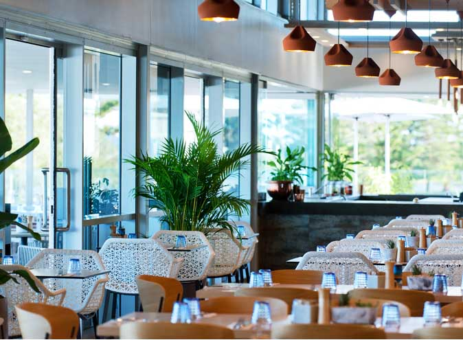 Odyssea City Beach <br/> Restaurants with a view