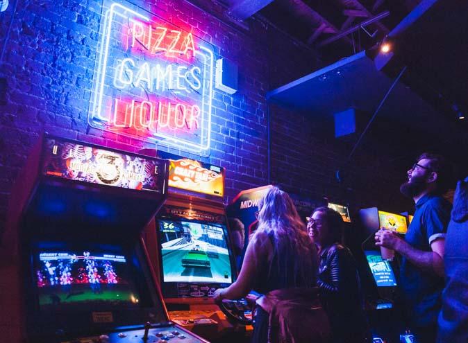 Palace Arcade <br/> Fun Event Venues