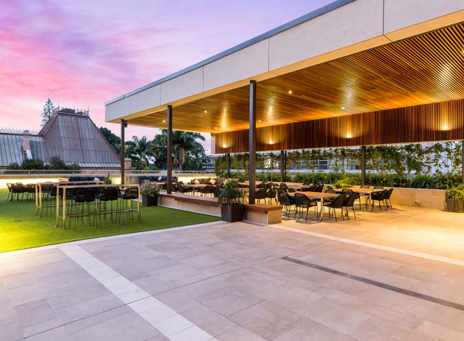 Parliament House Queensland – Top Spaces