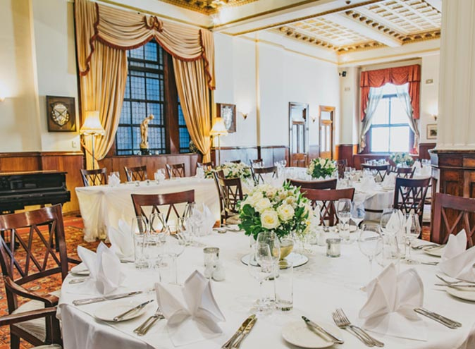 Royal Automobile Club of Australia<br/>Large Event Spaces