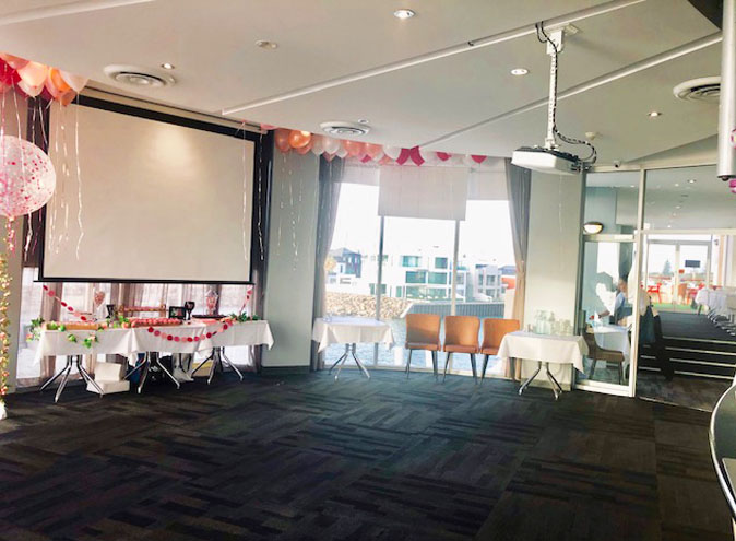 Sammys On The Marina <br/> Waterfront Function Venues
