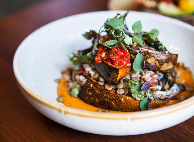 Six Feet Under Newstead Brisbane restaurant australian fusion modern award fine dining private groups food 001 7