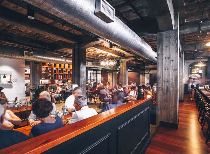 Six Feet Under <br/> Best Brunch Cafes