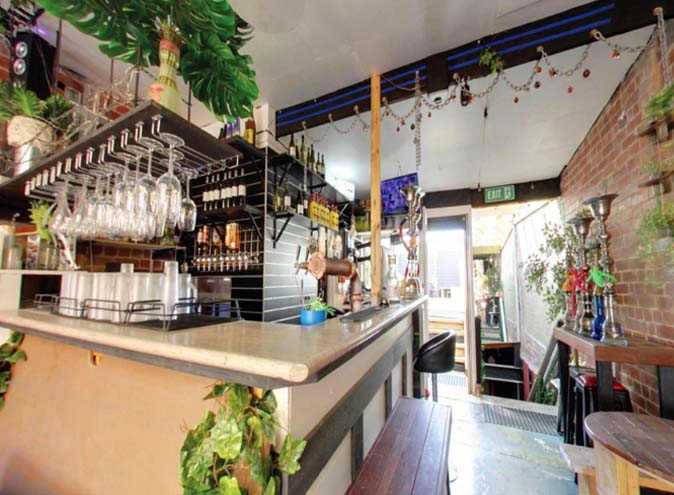 Two Hands Rooftop Bar – Casual Eateries