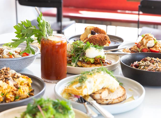 Bicycle Thieves Cafe </br> Best Brunch Cafes