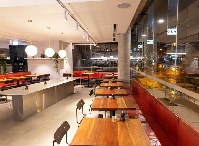 Bicycle Thieves Cafe <br/> Northcote Function Rooms