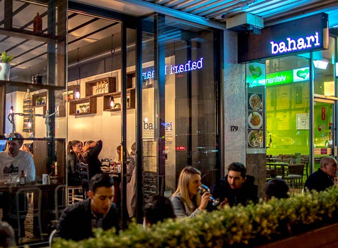 Bahari The Hellenic Palate – Greek Eateries