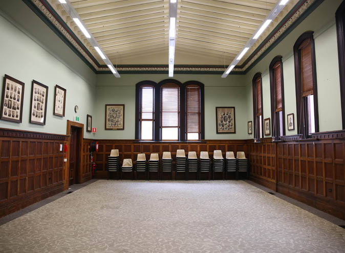 Balmain Town Hall – Room Hire
