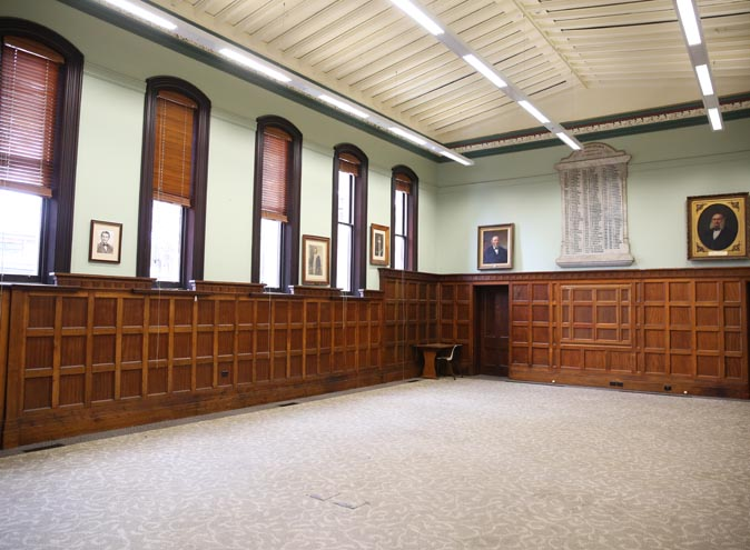Balmain Town Hall – Hall Hire