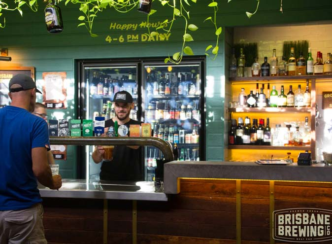 Brisbane Brewing Co – Top Venue Hire