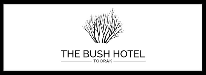 The Bush Hotel – Private Spaces
