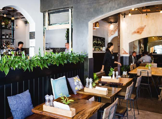 Cherry & Grapes <br/> Top Brunch Cafes