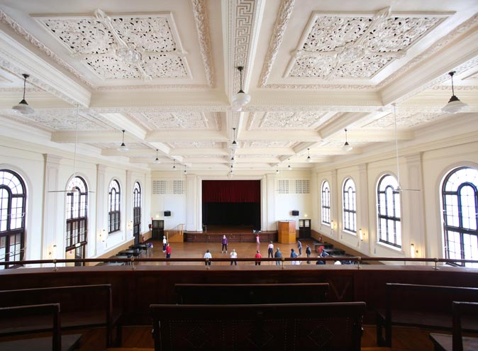 Marrickville Town Hall – Big Venues