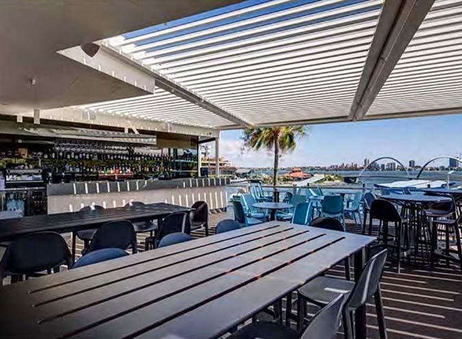 Oyster Bar Elizabeth Quay <br/> Waterfront Venue Hire