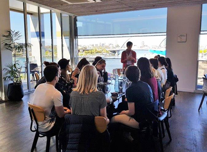 Oyster Bar Elizabeth Quay – Venue Hire