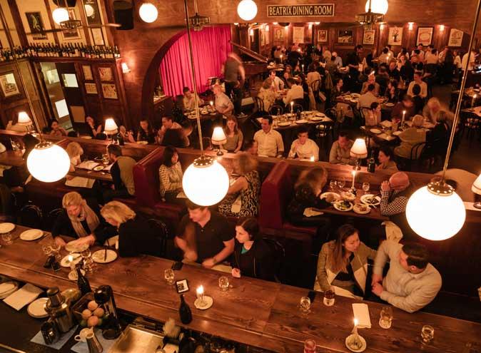 Restaurant Hubert <br/> Fantastic Dining Venues