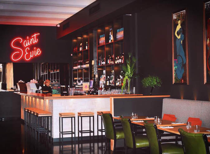 Saint Evie – St Kilda Venue Hire