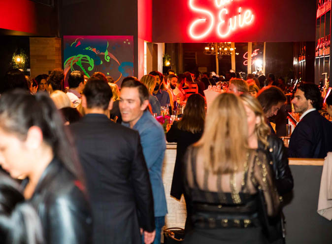 Saint Evie <br/> St Kilda Venue Hire