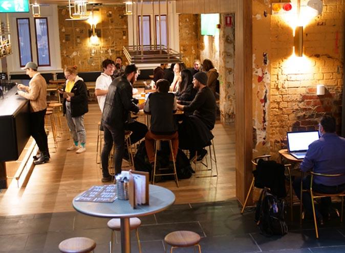 Oxford Scholar Hotel <br/> CBD Venue Hire