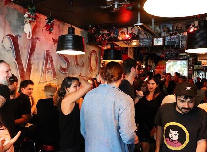 Vasco – Rock 'n' Roll Bars