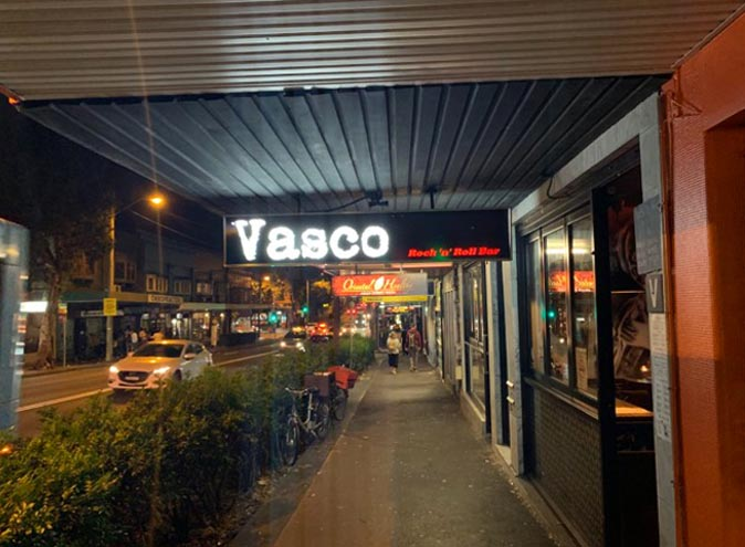 Vasco – Cool Venues For Hire