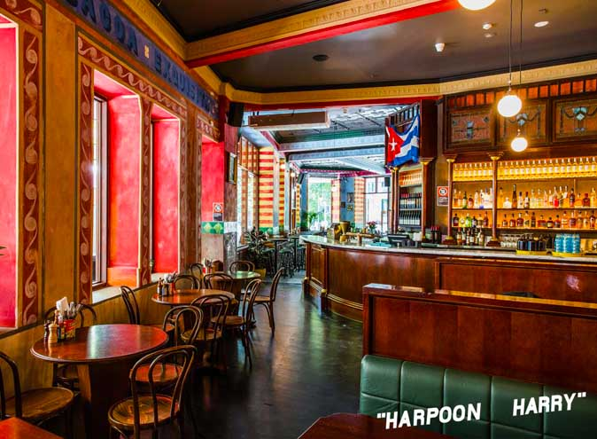 Harpoon Harry – Latin American Bar