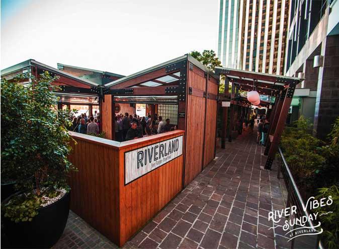 riverland bars events live music entertainment riverside brisbane cocktail nightlife