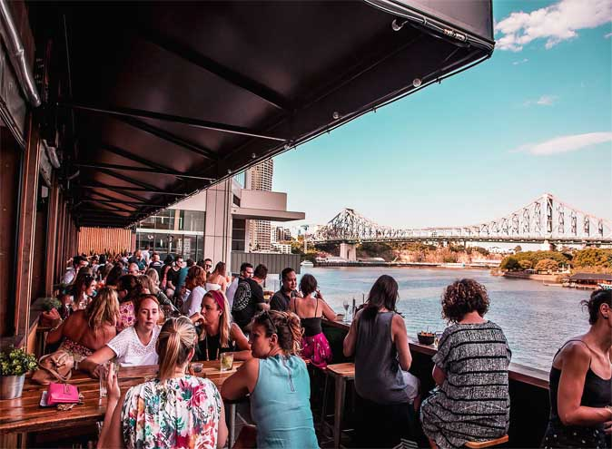 Riverland – Waterfront Bar