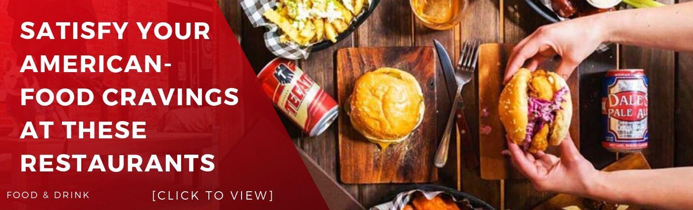American Restaurants Melbourne Restaurant CBD Food Burger Beer City Bar Bars Venue Speakeasy