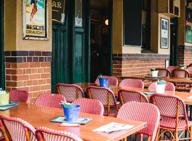 Australian Heritage Hotel <br/> Iconic Pubs