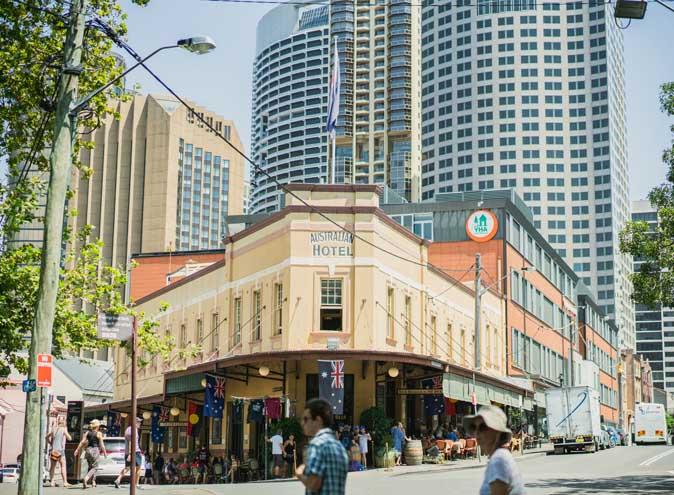 Australian Heritage Hotel – Classic Restaurants