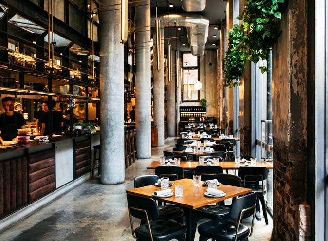 Barzaari <br/>Best Mediterranean Restaurants