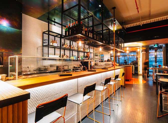 BearBrass </br> Modern Restaurants