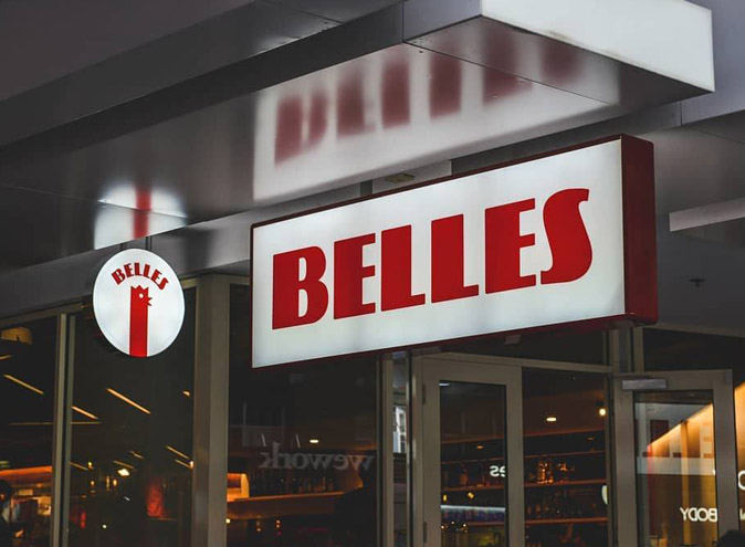 Belles Hot Chicken – American Restaurants