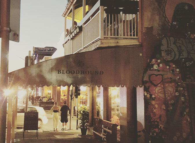 Bloodhound Bar & Kitchen – American Fare