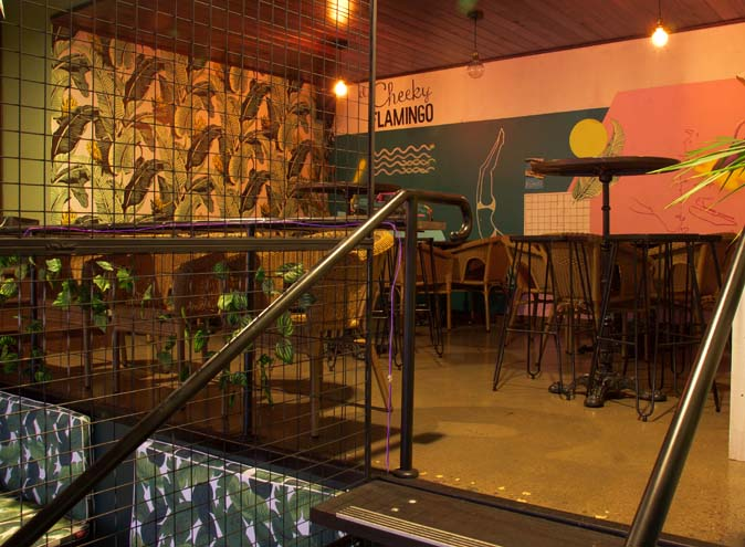 El Cheeky Flamingo – Great Bars