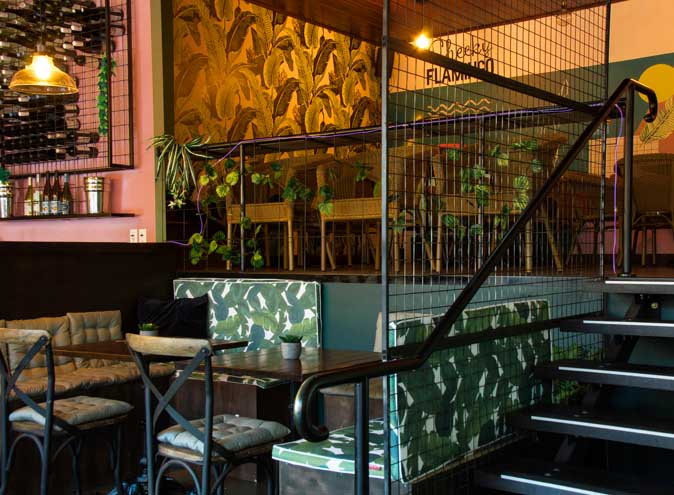 El Cheeky Flamingo – CBD Venue Hire