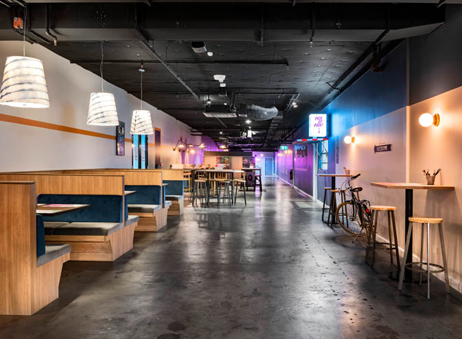 Lazy Lee Urban Eatery – Fun Bars