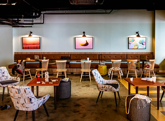 Lazy Lee Urban Eatery – Unique Spaces