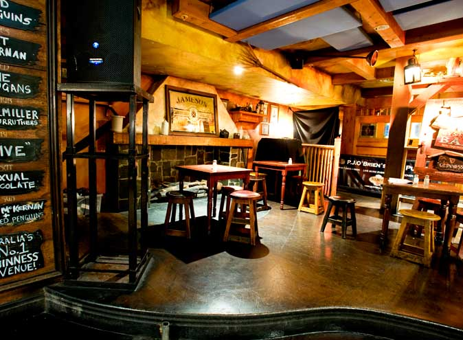 P.J. O'Brien's – Pub Venues For Hire