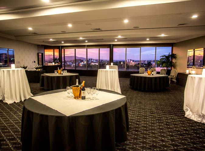 Pacific Hotel – Venues With A View